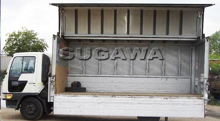 грузовой автомобиль бабочки